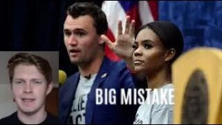 Charlie Kirk & Candace Owens Mess Up BIG TIME. Will they recover?