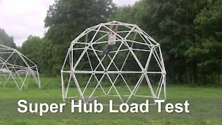 Silo Dome Super Hubs Load Test