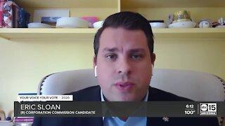 Arizona candidates for Corporation Commission