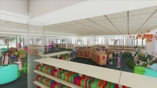 Denver's Central Library undergoing renovations