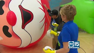 APS Balloon Cleaning