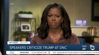 Michelle Obama criticizes Trump