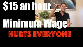 Why Jumping Minimum Wages Actually Hurt Both WORKERS + BUSINESSES