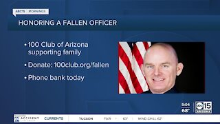Ways to help the family of fallen Chandler Police Officer Christopher Farrar
