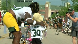 Packers festivities will look different this season