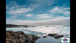 Relaxing Coastal Waves