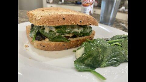 My Midlife Crisis - Veggie Lunch 1