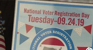 Effort to get more people registered to vote
