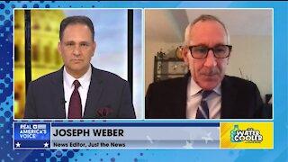 Joe Weber, News Editor with Just the News