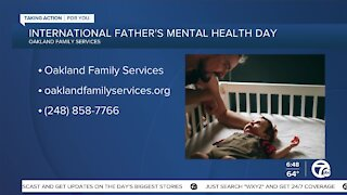 Father's Mental Health Day