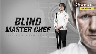 Blind Chef Makes Gordon Ramsay Eat His Words | Christine Ha | Goalcast