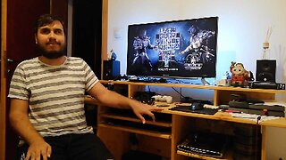 BLIND STUDENT DESCRIBES LOVE OF VIDEO GAMES