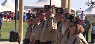 Vegas-area residents help remember fallen heroes on Memorial Day