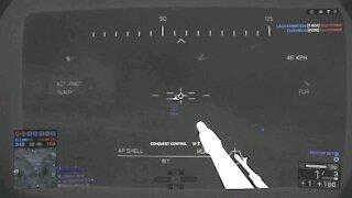 Tank Skeet Shooting