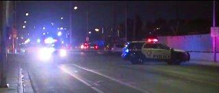 Man shot overnight | Breaking news