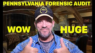 PENNSYLVANIA FORENSIC AUDIT IS A GO