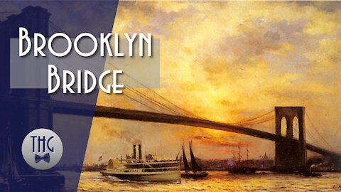 The Brooklyn Bridge and the Gilded Age