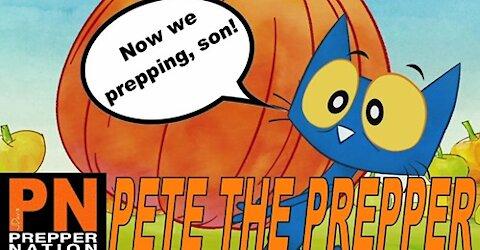 Pete the Prepper Grows SHTF Food!