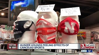 Husker Hounds Feeling Effects of Canceled Sports