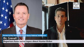 Ric Grenell is disappointed that reporters may not dig deeper into the facts on Hunter Biden