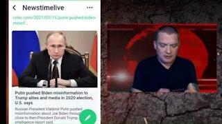 Joe Biden Calls Vladimir Putin a 'KILLER' Threatens Russia Over 2020 Election Meddling Claims