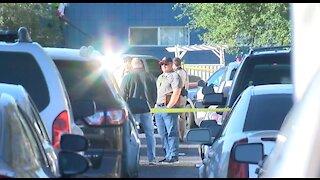 Vegas PD: Detectives investigate deadly shooting near Twain, Paradise