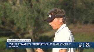 TimberTech Championship comes to Boca Raton