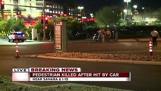 Police investigate crash that kills 75-year-old pedestrian