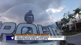West Palm Beach police begin high-visibility enforcement