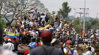 Pence To Announce 'Concrete Steps' For Venezuela Crisis