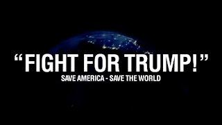 Fight For Trump - Save America