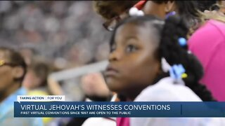 Virtual Convention Jehovah's Witnesses