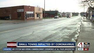 Rural communities feeling impacts of coronavirus outbreak