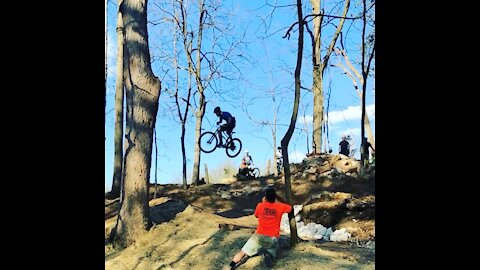 Big Drop: Eureka Mountain Bike Park