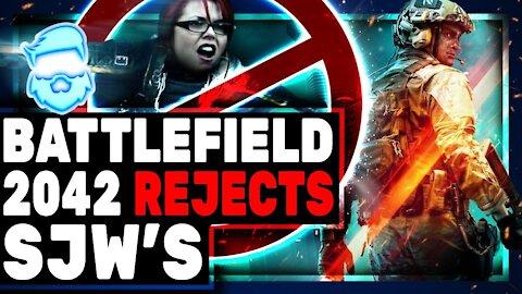 Battlefield 2042 Trailer PROVES EA Abandoned SJW's That DESTROYED Battlefield 5