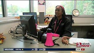 Breast cancer survivor urges healthy lifestyle tips
