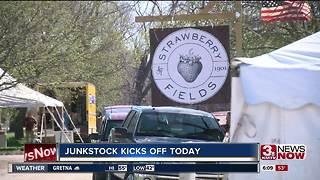 Junkstock begins Friday