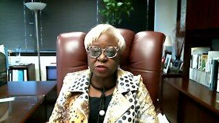 Palm Beach County Administrator Verdenia Baker