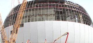FIRST LOOK: Inside MSG Sphere in Las Vegas