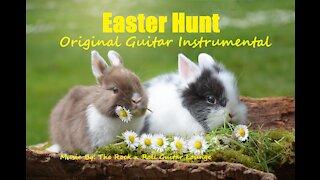 Easter Hunt. (Original Guitar Instrumental)