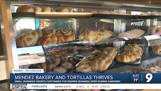 Mendez Bakery and Tortillas thrives during pandemic