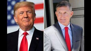 Military Leaders Confirm Q's Army (Rogers, Flynn, Trump)