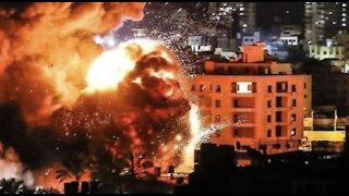 Israeli jets strike Gaza after rockets fired across border