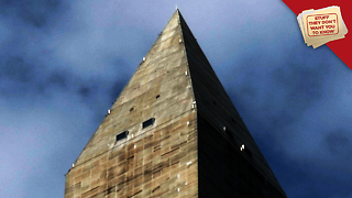 Stuff They Don't Want You to Know: 4 Weird Things about the Washington Monument