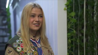 Colorado BSA welcomes first class of female Eagle Scouts