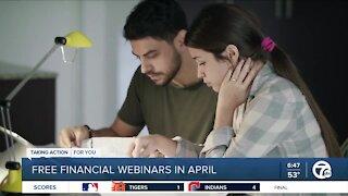 Bloom Advisors offering free financial webinars