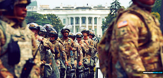 Washington, D.C. Is Under Total Military Occupation!