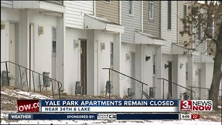 Yale Park Apartments remain closed