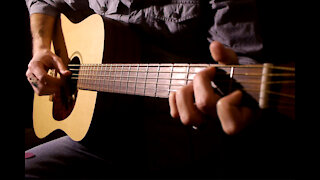 Guitar Lesson 1 - Basics and First Chord - How To Play G Major Chord