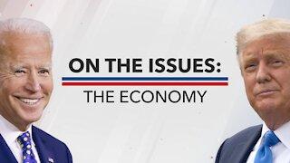 Economic Plans Of President Trump, Biden Differ In Details